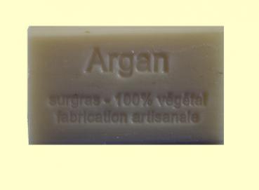 Argan-Seifenstück Naturseife 90g