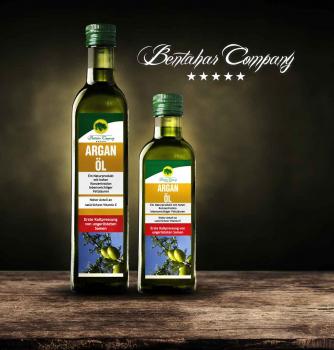 Arganöl ungeröstet 250 ml