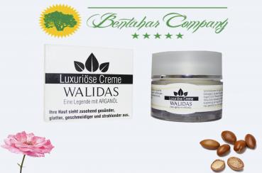 Walidas Luxuriöse Creme